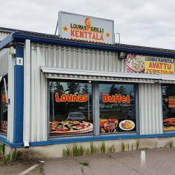 OstaVihdistä testaa: Kenttälän lounasbuffet ravintola